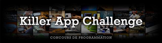 iScriba Killer App Challenge 2011 : concours de programmation