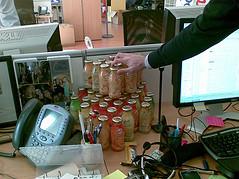 snacks boissons bureau